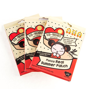 Pucca Real Summer Patch(20% off if you buy 3 or more)